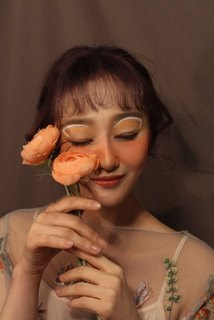 김하은 모델 이미지